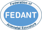 fedant logo 411 1 My career change as a new mum