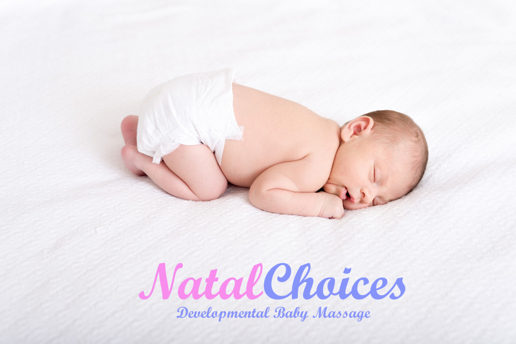 The benefits of Developmental Baby Massage
