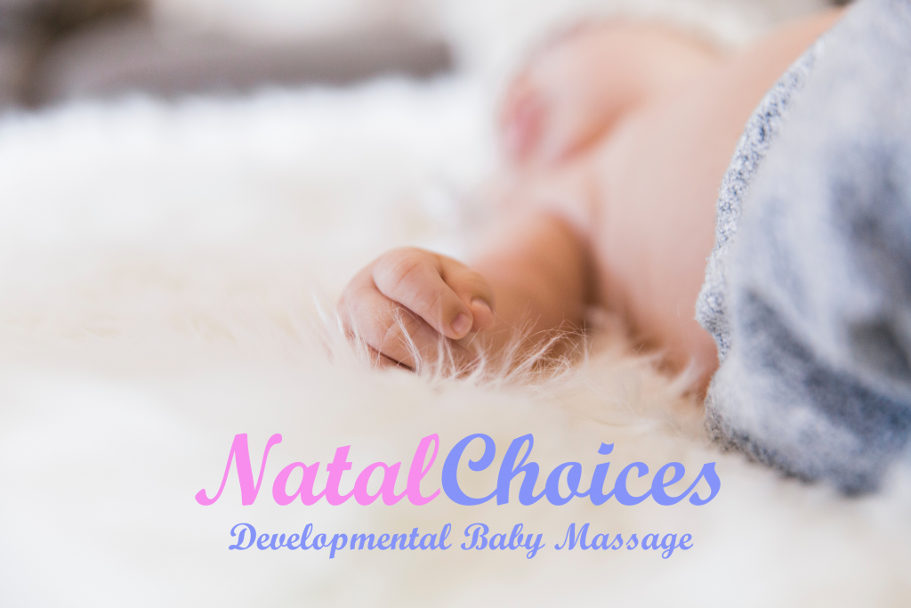 natalchoices developmental baby massage portsmouth fareham denmead and hull east riding